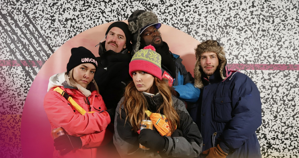 Poppers at Igloofest